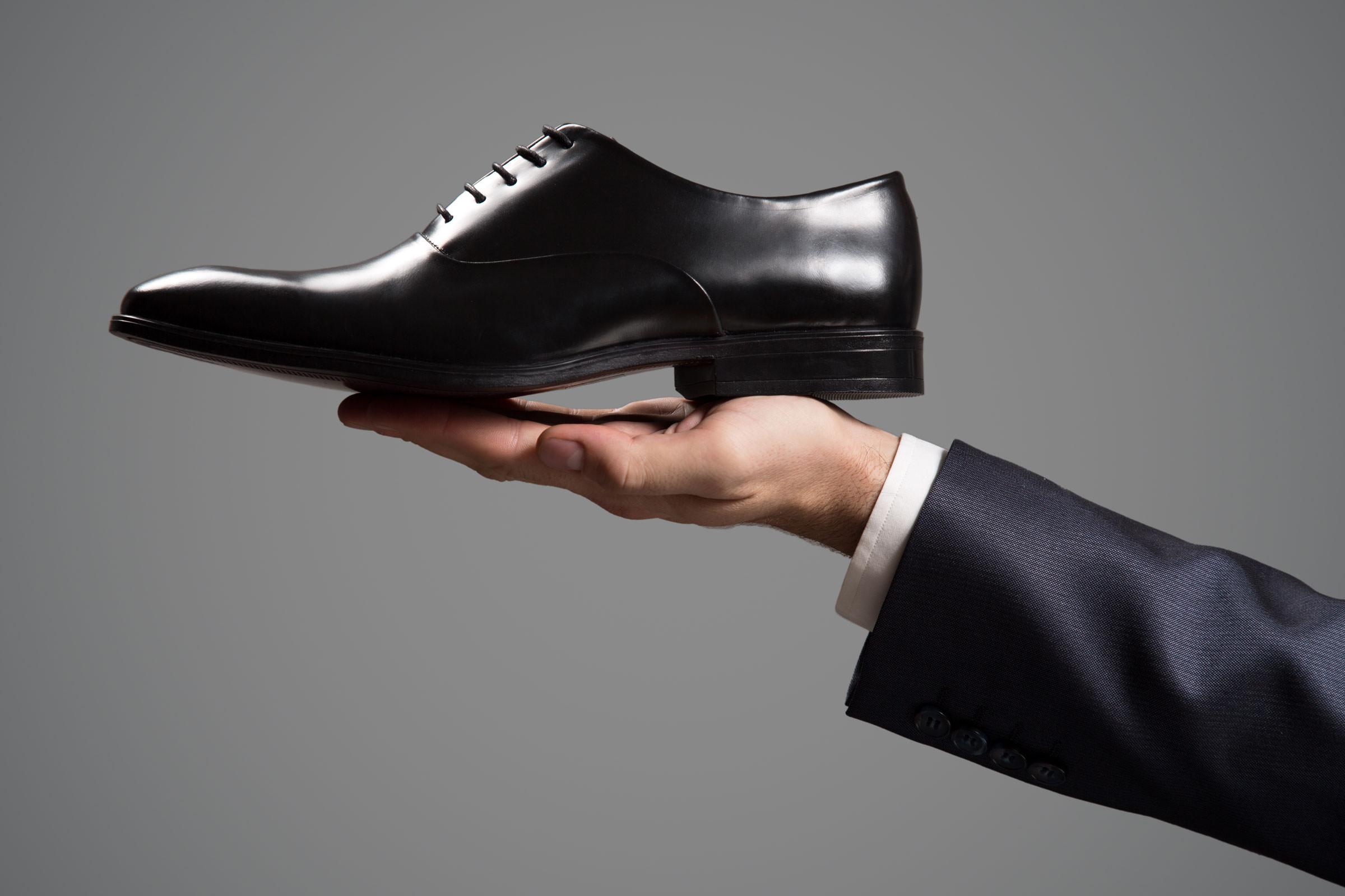 Der perfekte Schuh macht das perfekte Outfit