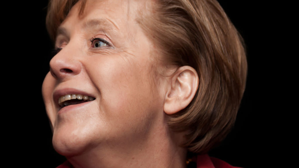 Angela Merkel by Christoph Braun, Wikimedia Commons