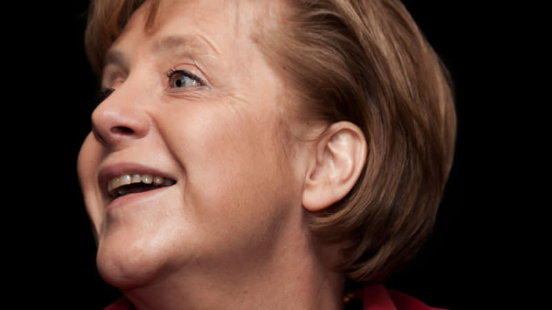 Angela Merkel by Christoph Braun, Wikimedia Commons