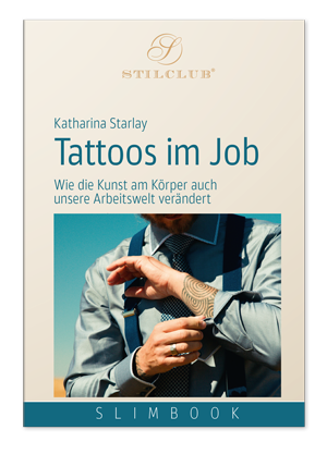 Katharina Starlay: Tattoos im Job